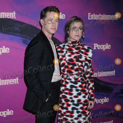 Josh Dallas Photo - 13 May 2019 - New York New York - Josh Dallas and Melissa Roxburgh at the Entertainment Weekly  People New York Upfronts Celebration at Union Park in Flat Iron Photo Credit LJ FotosAdMedia