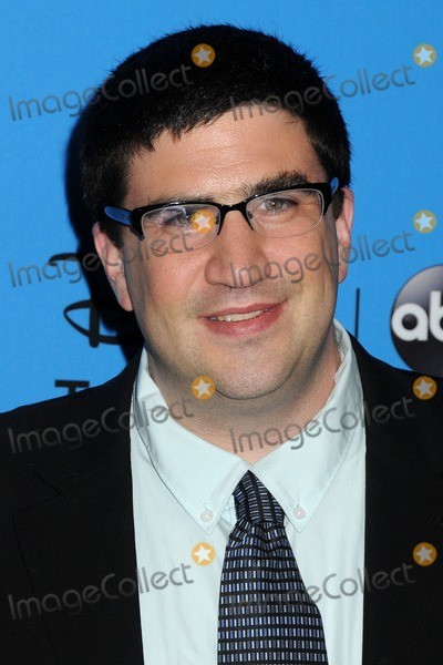 Adam Horowitz Photo - 4 August 2013 - Beverly Hills California - Adam Horowitz DisneyABC Summer 2013 TCA Press Tour held at the Beverly Hilton Hotel Photo Credit Byron PurvisAdMedia