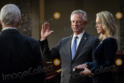 Alabama Photo - United States Vice President Mike Pence administers the Senate oath of office to US Senator Tommy Tuberville (Republican of Alabama) as his wife Suzanne holds the bible during a mock swearing-in ceremony in the Old Senate Chamber on Capitol Hill on January 3 2021 in Washington DC Credit Pete Marovich  Pool via CNPAdMedia