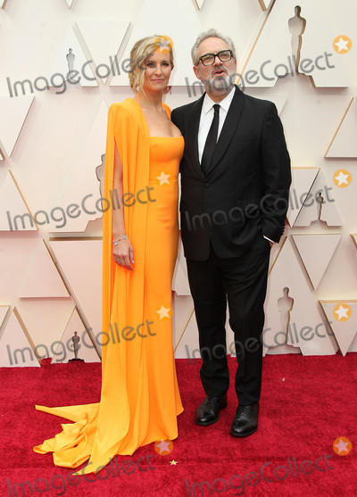 Alison Balsom Photo - 09 February 2020 - Hollywood California - Alison Balsom Sam Mendes 92nd Annual Academy Awards presented by the Academy of Motion Picture Arts and Sciences held at Hollywood  Highland Center Photo Credit AdMedia