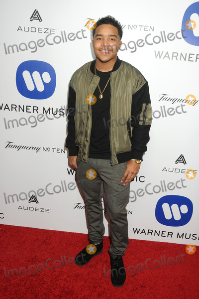 Justin Dior Combs Pictures and Photos