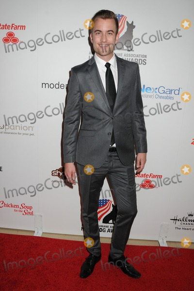 Adrian Winther Photo - 27 September 2014 - Beverly Hills California - Adrian Winther 4th Annual American Humane Association Hero Dog Awards held at The Beverly Hilton Hotel Photo Credit Byron PurvisAdMedia