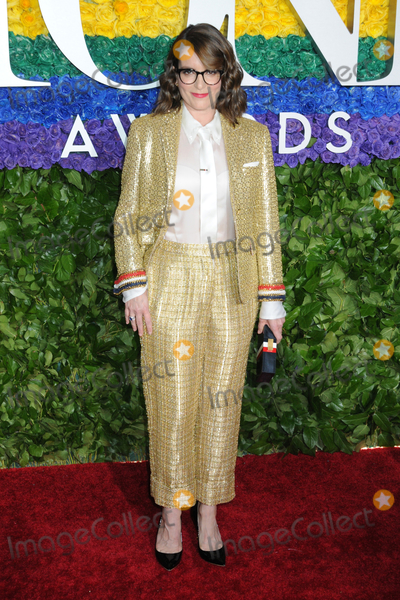 Anna Wintour Photo - 09 June 2019 - New York NY - Bee Shaffer and Anna Wintour 73rd Annual Tony Awards 2019 held at Radio City Music Hall in Rockefeller Center Photo Credit LJ FotosAdMedia