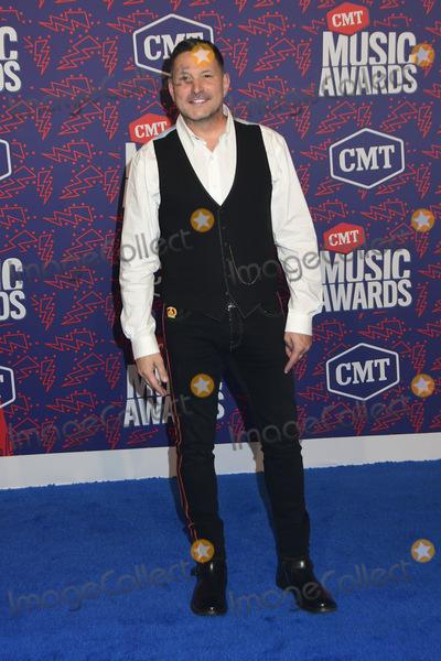 Ty Herndon Photo - 05 June 2019 - Nashville Tennessee - Ty Herndon 2019 CMT Music Awards held at Bridgestone Arena Photo Credit Dara-Michelle FarrAdMedia