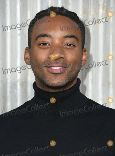 Algee Smith Photo - 05 August 2019 - Hollywood California - Algee Smith The Kitchen Los Angeles Premiere held at TCL Chinese Theatre Photo Credit Birdie ThompsonAdMedia
