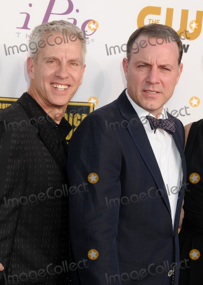 Chris Sanders Photo - 16 January 2014 - Santa Monica California - Chris Sanders Kirk DeMicco 19th Annual Critics Choice Movie Awards held at Barker Hangar Photo Credit Byron PurvisAdMedia