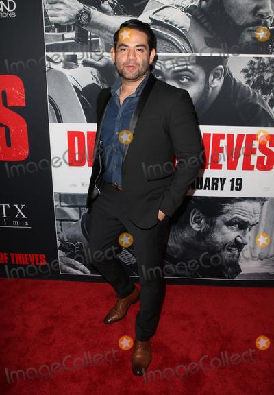 Juanes Photo - 17 January 2018 - Los Angeles California - Juan Gabriel Pareja Den of Thieves Los Angeles Premiere held at Regal Cinemas LA Live Photo Credit F SadouAdMedia