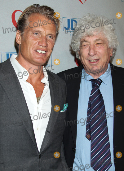 Avi Lerner Photo - 05 May 2011 - Hollywood California - Dolph Lundgren and Avi Lerner Juvenile Diabetes Research Foundations 8th Annual Gala Finding A Cure A Love Story held at he The Beverly Hilton Hotel Photo Credit Russ ElliotAdMedia