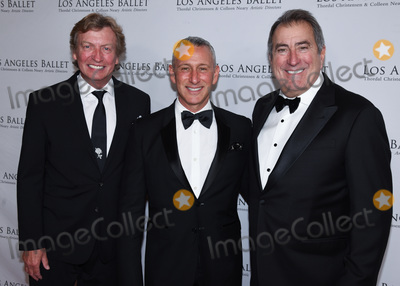 Adam Shankman Photo - April 11 2019 - Beverly Hills California - Nigel Lythgoe Adam Shankman and Kenny Ortega Los Angeles Ballet Gala 2019 held at The Beverly Hilton Hotel Photo Credit Billy BennightAdMedia