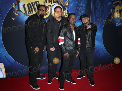 All 4 One Photo - 25 October 2018 - Las Vegas NV -  All-4-One  Salt-N-Pepas I LOVE THE 90s- THE VEGAS SHOW Red Carpet Premiere at Paris Las Vegas Photo Credit MJTAdMedia