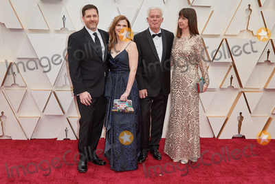 Neal Scanlan Photo - 09 February 2020 - Hollywood California - Patrick Tubach and Neal Scanlan 92nd Annual Academy Awards presented by the Academy of Motion Picture Arts and Sciences held at Hollywood  Highland Center Photo Credit AMPASAdMedia