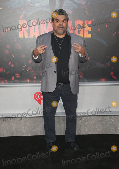 Luis Guzman Photo - 04 April 2018 - Los Angeles California - Luis Guzman Warner Bros Pictures Rampage Los Angeles Premiere held at Microsoft Theater Photo Credit F SadouAdMedia