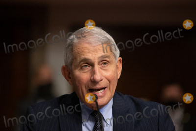 Anthony Fauci Photo - Anthony Fauci director of National Institute of Allergy and Infectious Diseases at NIH testifies at a Senate Health Education and Labor and Pensions Committee on Capitol Hill in Washington Wednesday October 23 2020Credit Graeme Jennings  Pool via CNPAdMedia