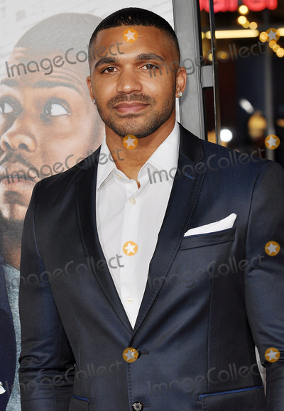 Tyler Lepley Photo - 13 January 2014 - Hollywood California - Tyler Lepley Ride Along Los Angeles Premiere held at the TCL Chinese Theatre Photo Credit Christine ChewAdMedia