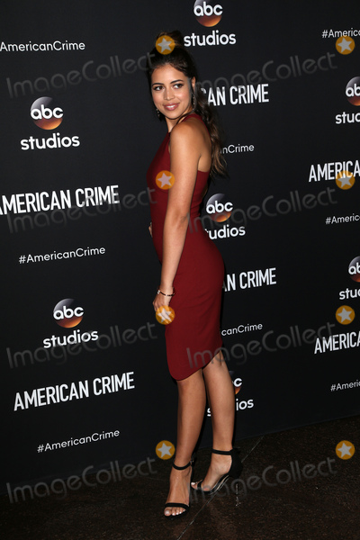 Angelique Rivera Photo - 06 April 2016 - West Hollywood Angelique Rivera FYC Screening Of ABCs American Crime Held at Directors Guild Of America Photo Credit FSadouAdMedia
