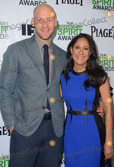 Corey Stoll Photo - 11 January 2014 -  West Hollywood California - Corey Stoll Sakina Jaffrey Arrivals for 2014 Film Independent Grant and Spirit Awards Nominees Brunch at BOA Steakhouse in West Hollywood Ca Photo Credit Birdie ThompsonAdMedia