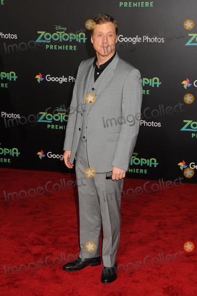 Alan Tudyk Photo - 17 February 2016 - Hollywood California - Alan Tudyk Zootopia Los Angeles Premiere held at the El Capitan Theatre Photo Credit Byron PurvisAdMedia