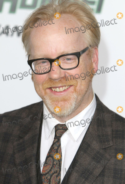 Adam Savage Photo - 10 January 2011 - Hollywood California - Adam Savage The Green Hornet Premiere Mann Graumans Chinese theatre Photo AdMedia