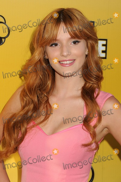 Bella Thorne Photo - 5 June 2012 - West Hollywood California - Bella Thorne Let It Shine Los Angeles Premiere held at the Directors Guild of America Photo Credit Byron PurvisAdMedia