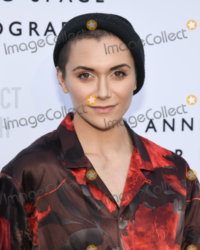 Alyson Stoner Photo - 25 April 2019 - Century City California - Alyson Stoner Annenberg Space For Photography 10 Year Anniversary Celebration And Exhibit Opening Of Contact High  Photoville LA Photo Credit Billy BennightAdMedia