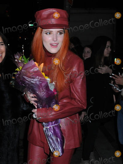 Bella Thorne Photo - 25 March 2019 - New York New York - Bella Thorne at Legato Arts and W Preserve present an evening music poems and prose at Carnegie Hall Photo Credit LJ FotosAdMedia