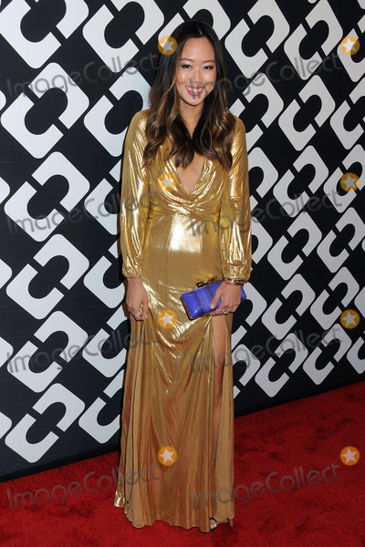 Aimee Song Photo - 10 January 2014 - Los Angeles California - Aimee Song Diane Von Furstenberg Journey Of A Dress Exhibition Opening Celebration held at the May Company Building at LACMA Photo Credit Byron PurvisAdMedia