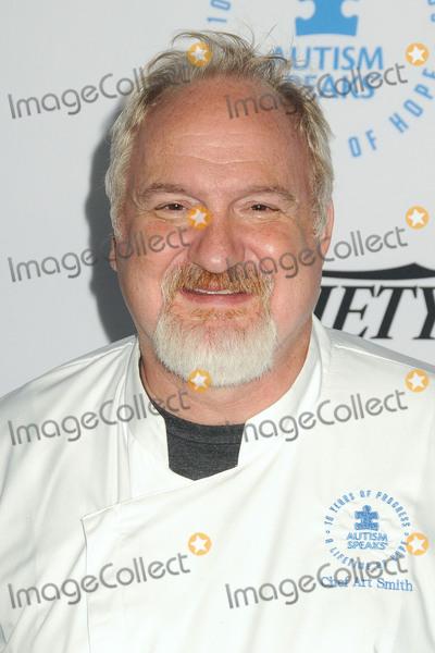 Art Smith Photo - 8 October 2015 - Santa Monica California - Art Smith Autism Speaks To Los Angeles Celebrity Chef Gala held at Barker Hangar Photo Credit Byron PurvisAdMedia
