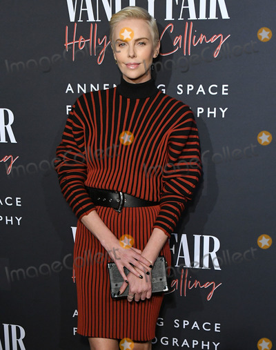 Charlize Theron Photo - 04 February 2020 - Century City - Charlize Theron  Vanity Fair Hollywood Calling - The Stars The Parties And The Power Brokers Exhibit held at Annenberg Space For Photography Photo Credit Birdie ThompsonAdMedia