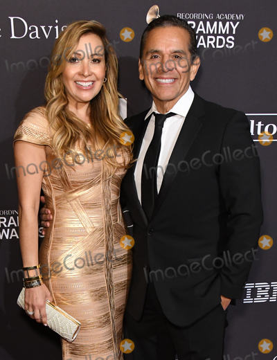 Antonio Villaraigosa Photo - 09 February 2019 - Beverly Hills California - Antonio Villaraigosa The Recording Academy And Clive Davis 2019 Pre-GRAMMY Gala held at the Beverly Hilton Hotel Photo Credit Birdie ThompsonAdMedia
