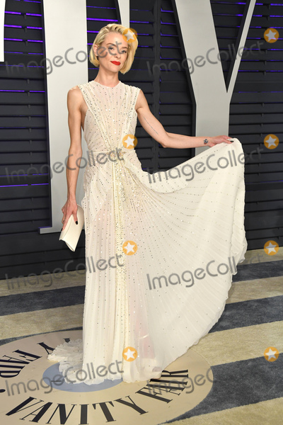 Jaime King Photo - 24 February 2019 - Los Angeles California - Jaime King 2019 Vanity Fair Oscar Party following the 91st Academy Awards held at the Wallis Annenberg Center for the Performing Arts Photo Credit Birdie ThompsonAdMedia
