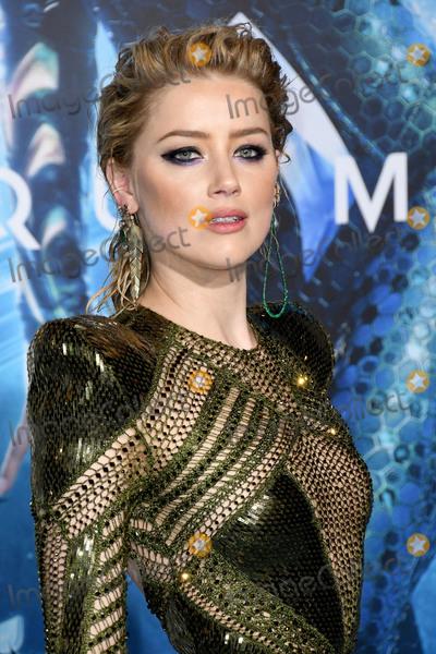 Amber Heard Photo - 12 December 2018 - Hollywood California - Amber Heard Aquaman Los Angeles Premiere held at TCL Chinese Theatre Photo Credit Birdie ThompsonAdMedia