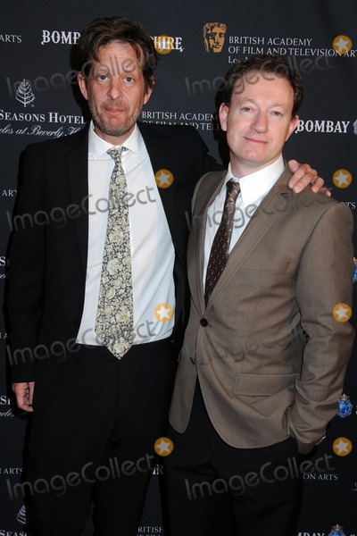 Christian Colson Photo - 15 January 2011 - Beverly Hills California - Christian Colson and Simon Beaufoy 17th Annual BAFTA Los Angeles Awards Season Tea Party held at the Four Seasons Hotel Photo Byron PurvisAdMedia