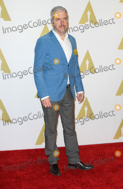 Anthony McCarten Photo - 02 February 2015 - Beverly Hills California - Anthony McCarten 87th Academy Awards Nominee Luncheon held at the The Beverly Hilton Hotel Photo Credit AdMedia