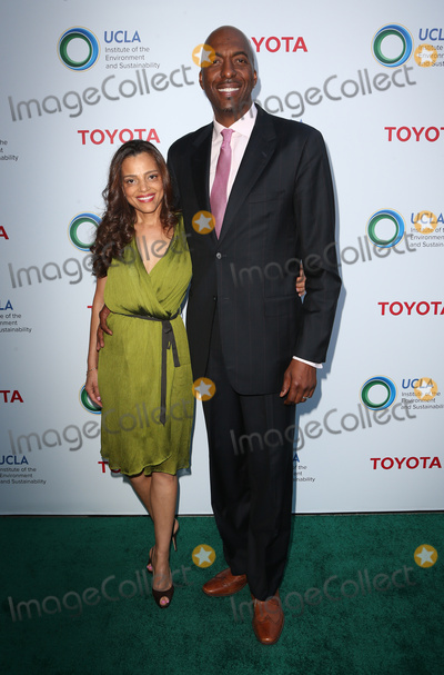 John Salley Photo - 13 March 2017 - Beverly Hills California - John Salley Natasha Duffy UCLA Institute Of The Environment And Sustainability Celebrates Innovators For A Healthy Planet Photo Credit AdMedia