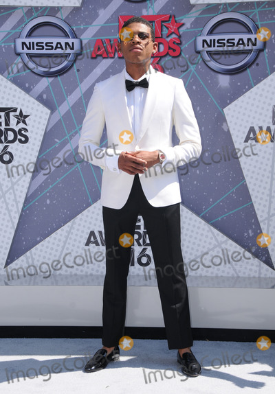 Bryshere Grey Photo - 26 June 2016 - Los Angeles Bryshere Grey Arrivals for the 2016 BET Awards held at the Microsoft Theater Photo Credit Birdie ThompsonAdMedia