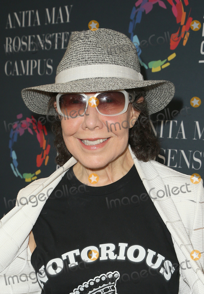 Lily Tomlin Photo - 7 April 2019 - Los Angeles California - Lily Tomlin Grand Opening Of The Los Angeles LGBT Centers Anita May Rosenstein Campus  held at Anita May Rosenstein Campus Photo Credit Faye SadouAdMedia