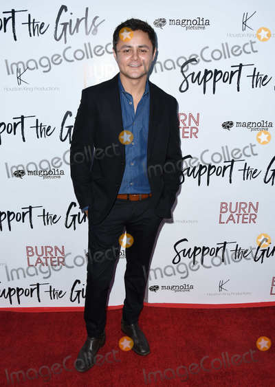 Arturo Castro Photo - 22 August 2018 - Hollywood  California - Arturo Castro Support the Girls Los Angeles Premiere held at Arclight Hollywood  Photo Credit Birdie ThompsonAdMedia