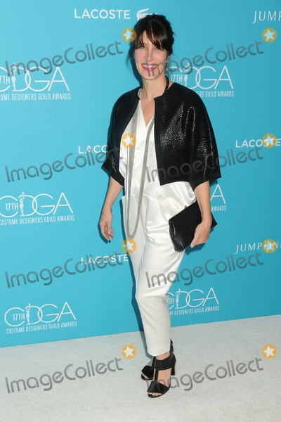 Annette Cseri Photo - 17 February 2015 - Beverly Hills California - Annette Cseri 17th Annual Costume Designers Guild Awards held at the Beverly Hilton Hotel Photo Credit Byron PurvisAdMedia