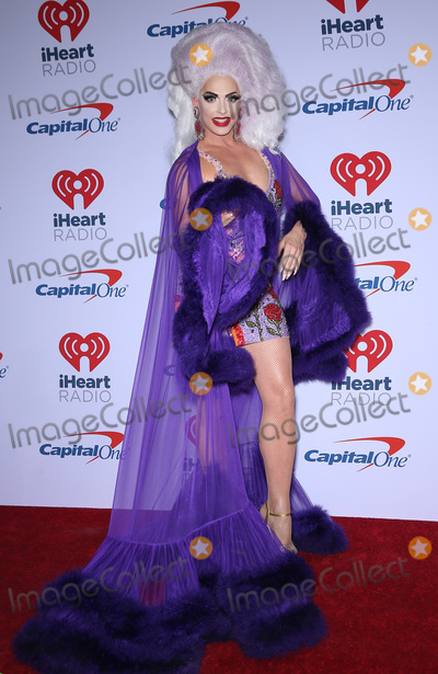 Alyssa Edwards Photo - 21 September 2018 - Las Vegas NV - ALyssa Edwards 2018 iHeartRadio Music Festival at T-Mobile Arena Photo Credit MJTAdMedia