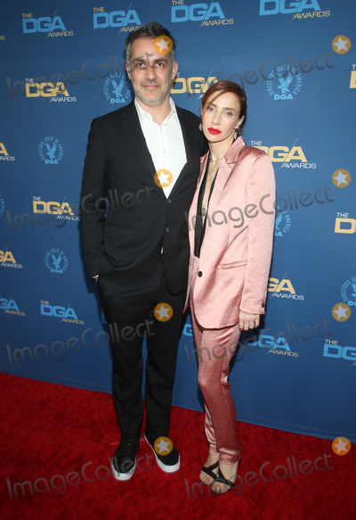 MIGUEL BOS Photo - 25 January 2020 - Los Angeles California - Miguel Sapochnik Alexis Raben 72nd Annual Directors Guild Of America Awards (DGA Awards 2020) held at the The Ritz Carlton Photo Credit F SadouAdMedia