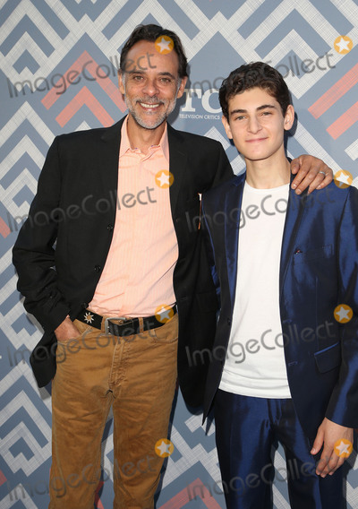 Alexander Siddig Photo - 08 August 2017 - West Hollywood California - Alexander Siddig David Mazouz 2017 FOX Summer TCA Party held at SoHo House Photo Credit F SadouAdMedia