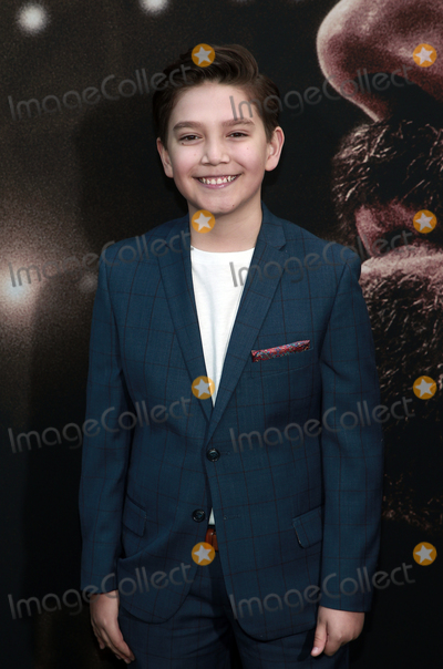 Nico Photo - 1 March 2020 - Los Angeles California - Nico David Premiere Of Warner Bros Pictures  The Way Back held at The Broad Stage Photo Credit FSAdMedia
