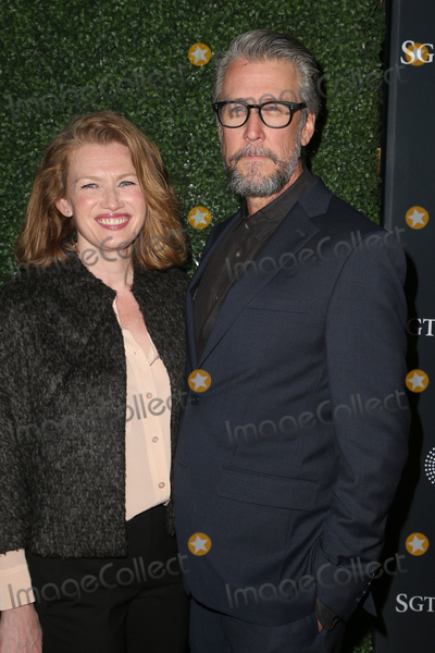 Alan Ruck Photo - 08 January 2019 - Hollywood California - Mireille Enos Alan Ruck The premiere of SGT Will Gardner at ArcLight Hollywood Photo Credit F SadouAdMedia