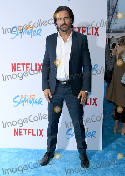 Ed Quinn Photo - 29 April 2019 - Hollywood California - Ed Quinn Netflixs The Last Summer Los Angeles Special Screening held at TCL Chinese 6 Theatre Photo Credit Birdie ThompsonAdMedia