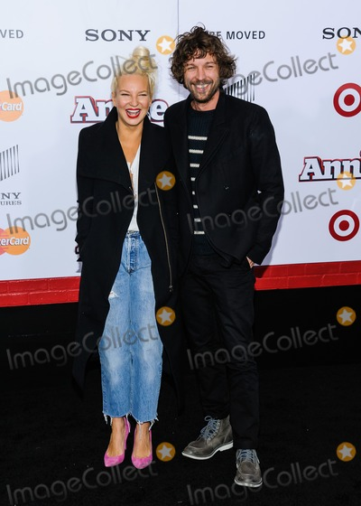 Sia Furler Photo - 07 December 2014 - New York New York- Sia Furler Annie New York Premiere Photo Credit Mario SantoroAdMedia