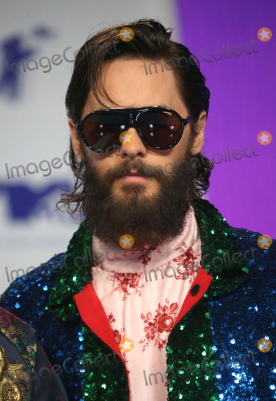 Jared Leto Photo - 27 August 2017 - Los Angeles California - Jared Leto 2017 MTV Video Music Awards held at The Forum Photo Credit F SadouAdMedia