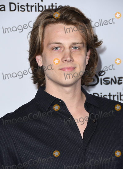 Alex Saxon Photo - 20 May 2018 - Burbank California - Alex Saxon 2018 DisneyABC International Upfronts held at Walt Disney Studios Photo Credit Birdie ThompsonAdMedia