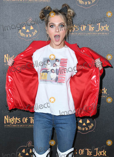 Ann Winters Photo - 02 October 2019 - Calabasas California - Anne Winters Nights of the Jack s Friends and Family VIP Preview Night held at The King Gillette Ranch Photo Credit Birdie ThompsonAdMedia