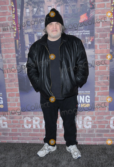 Artie Lange Photo - 15 February 2017 - Hollywood California - Artie Lange  Los Angeles premiere of HBOs Crashing held at Avalon Hollywood Photo Credit Birdie ThompsonAdMedia