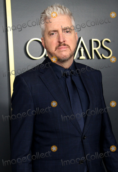 Anthony McCarten Photo - 27 January 2020 - Hollywood California - Anthony McCarten 92nd Academy Awards Nominees Luncheon held at the Ray Dolby Ballroom in Hollywood California Photo Credit AdMedia